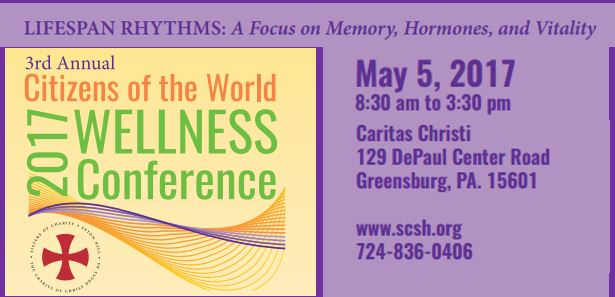 Learn Vitality, Memory, Hormones at this Wellness Conference