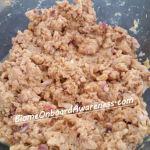 Pic of Coconut Flour Salmon Cakes Gluten free SCD PALEO