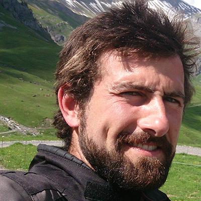 Enrique García Perez