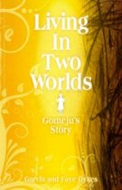 Book cover, Living in Two Worlds