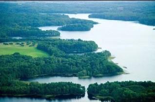 Jezioro Bobięcińskie Wielkie
