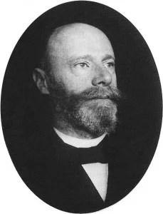 Willem Einthoven. Źródło: www.wikipedia.pl
