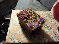 Gift box for Nat.