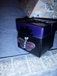 Gift box for Nat's nan