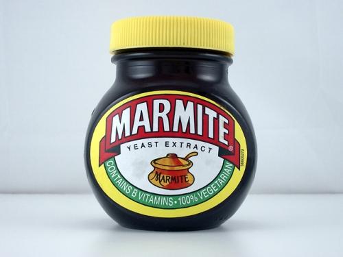 Marmite - Home of Jesus
