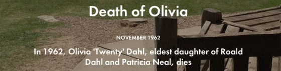 Olivia Dahl Died of Measles