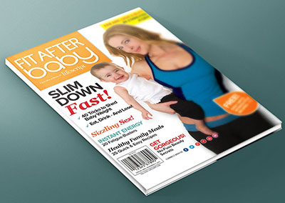 Fit After Baby – Bookazine