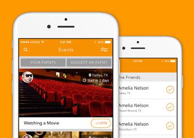Gatherly Mobile App