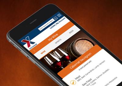 Beverage Pairing Web App