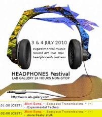 2010 - 2011 – Leplacard Headphone Festival, Swede