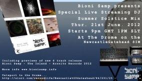 2012 Solstice DJ mix