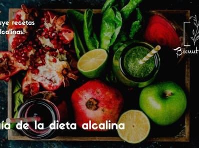 Guía de la dieta alcalina-Bionutrición Ortomolecular