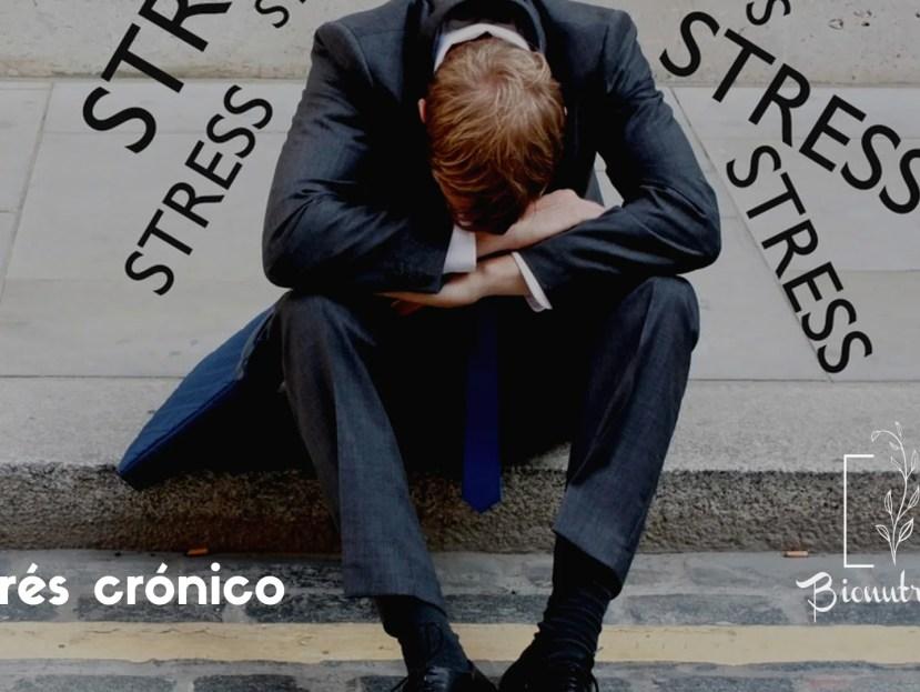 Estrés crónico-Bionutrición Ortomolecular