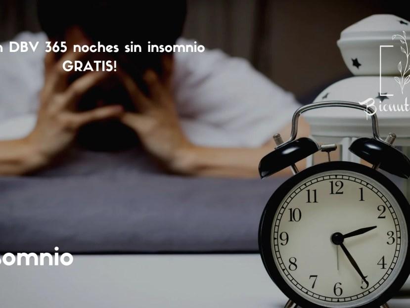 Insomnio-Bionutrición Ortomolecular