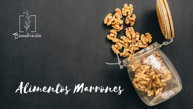 Propiedades de los alimentos marrones-Cromonutrición: los beneficios de los alimentos según sus colores