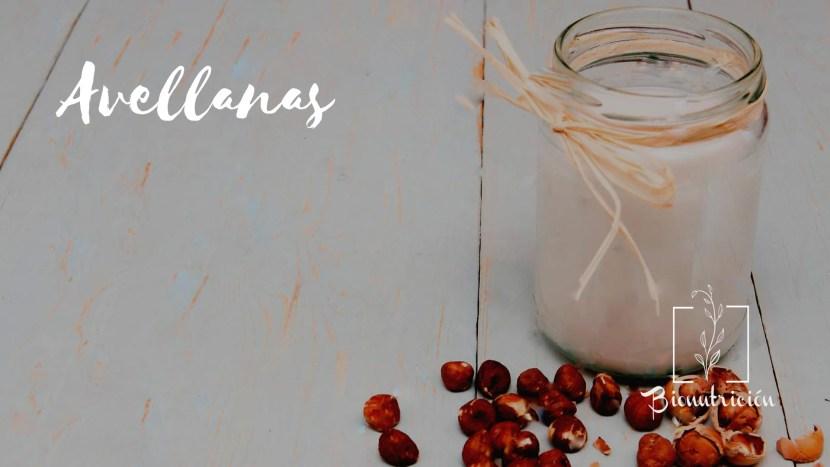 Leches vegetales: propiedades de la leche de avellanas-Bionutrición Ortomolecular
