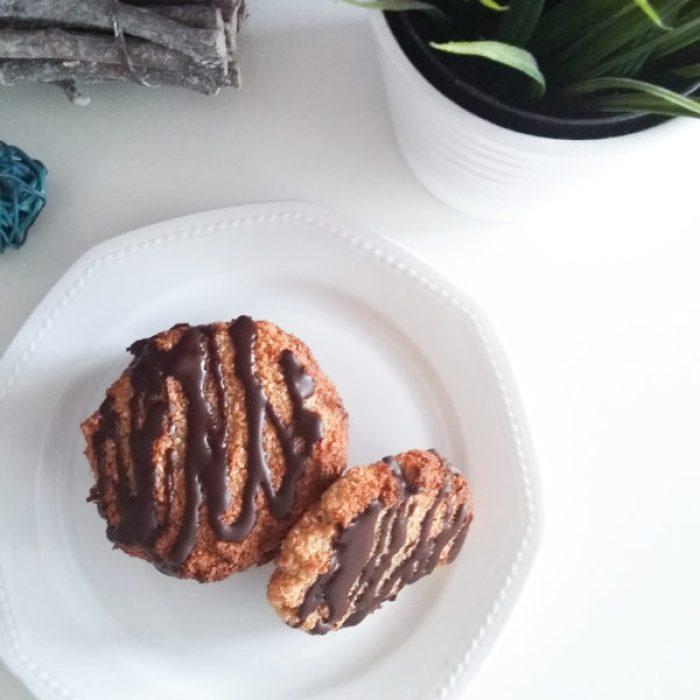 sablés coco chocolat