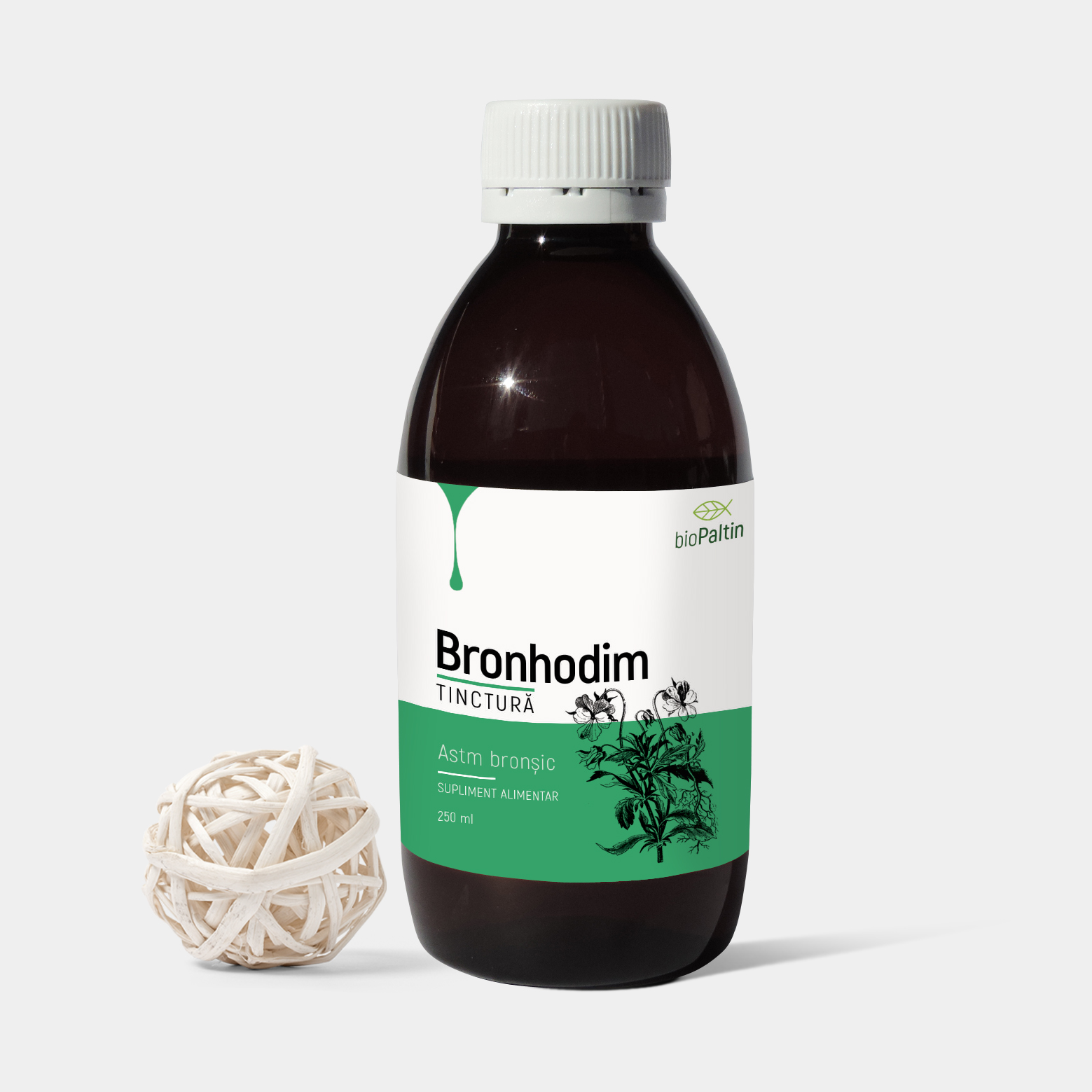 BRONHODIM (TINCTURĂ ASTM BRONȘIC)