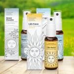 Composés d'Essences florales de Findhorn: sprays