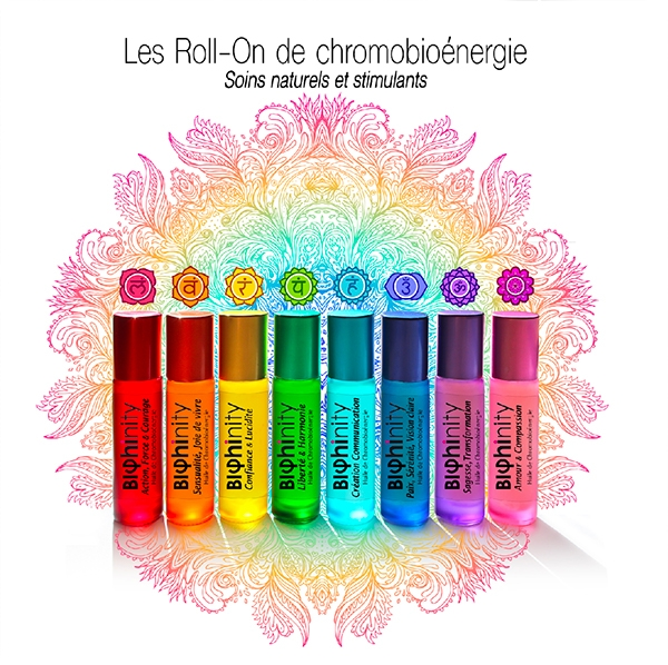 roll-on chakras chromobioenergie