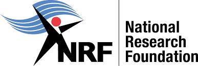 Sponsor logo: NRF