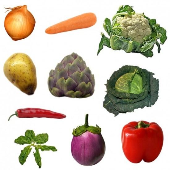 Popular vegetable recipes