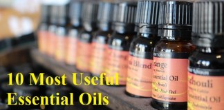 10 Most Useful Essential Oils