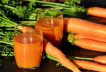 Carrots Juice For Cure Angina Pectoris