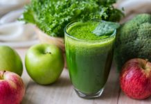 Raw Foods Build Powerhouse Of Juice