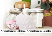 Aromatherapy Gift idea Aromatherapy Candles
