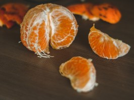 Great Benefits for Tangerine Fruit
