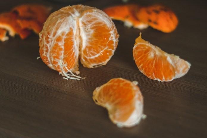 Great Benefits for Tangerine Fruit