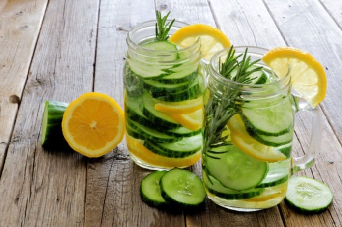 A RECIPE FOR FAT FLUSH WATER (IT LITERALLY FLUSHES FAT)