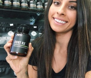 ATP Science CortRX Anxiety & Stress Relief Supplement