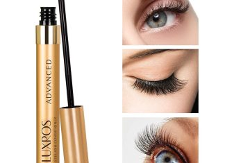 How to Increase your Eyelash Length and Thickness with LUXROS Eyelash Growth Serum