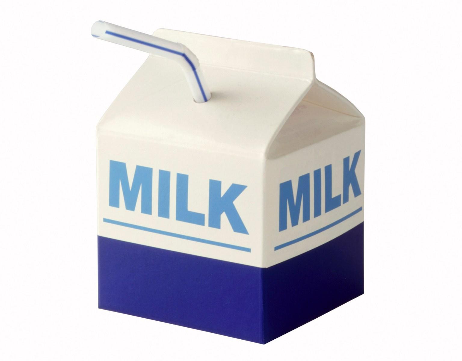 bioplastics milk brick