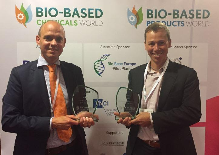 Biobased Innovation Award 2016