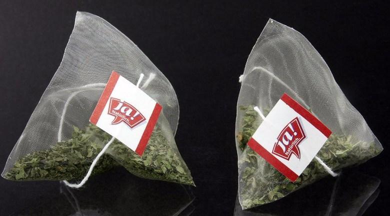 pla application tea bags