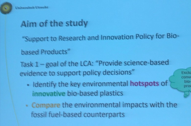 Innovative Bio-based Products Conference: Investment, Environmental Impacts and Future Perspectives