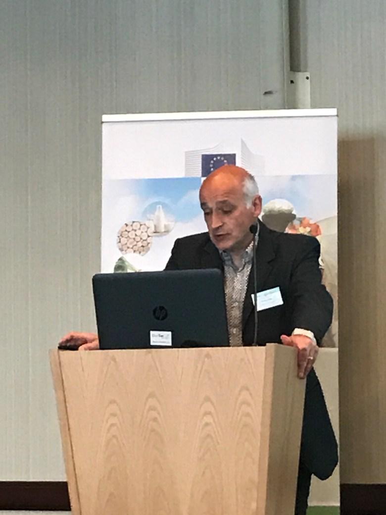 Ed de Jong, VP Development at Avantium Technologies