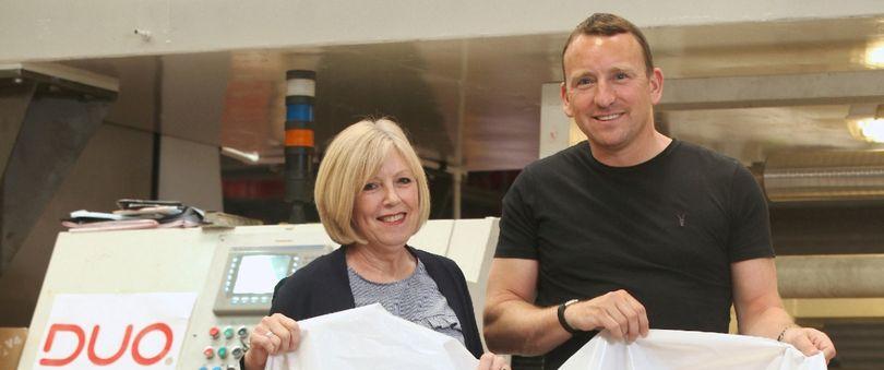 uk fashion retailer bioplastics bags