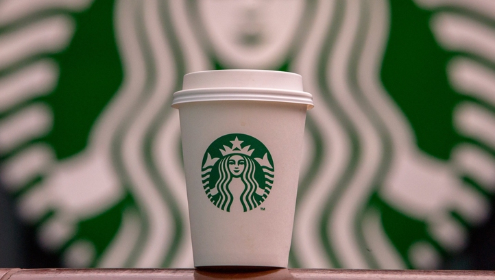 starbucks latte levy profit sustainability