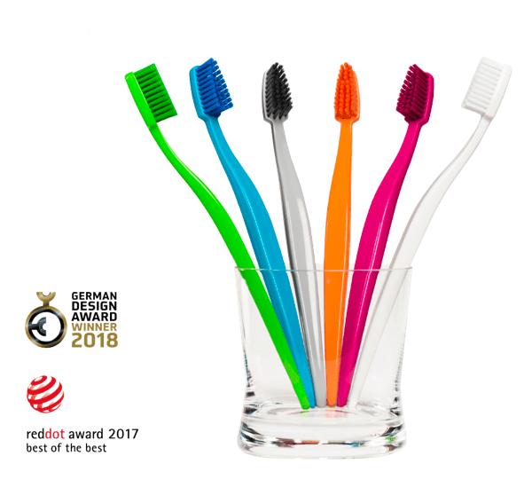 bioplastics toothbrush