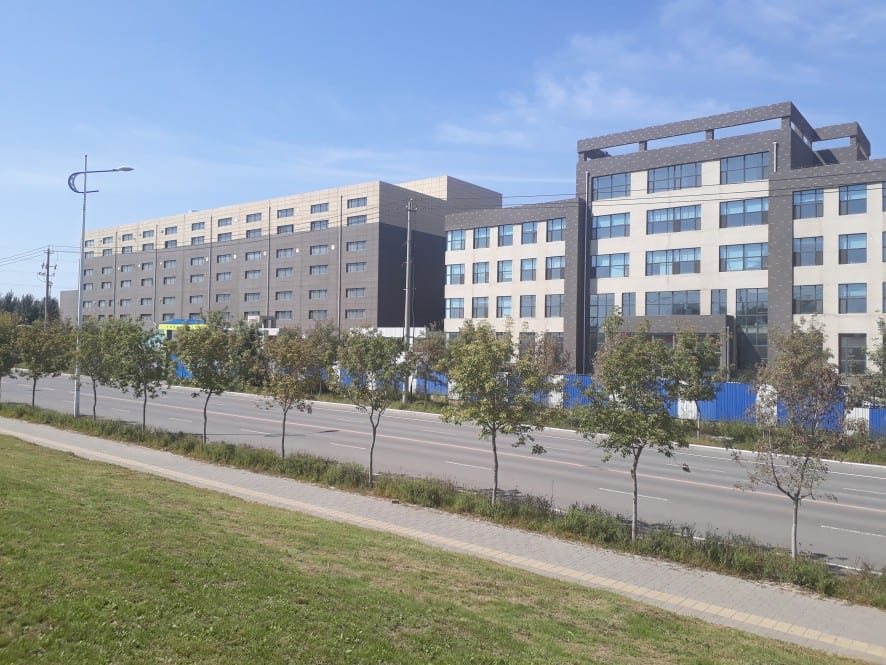 first pla bioplastics plant in china