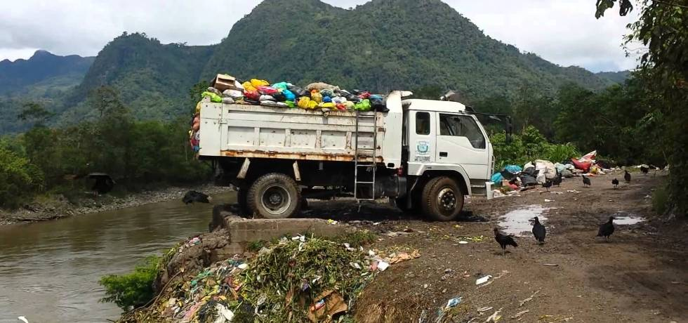 plastic recycling fraud
