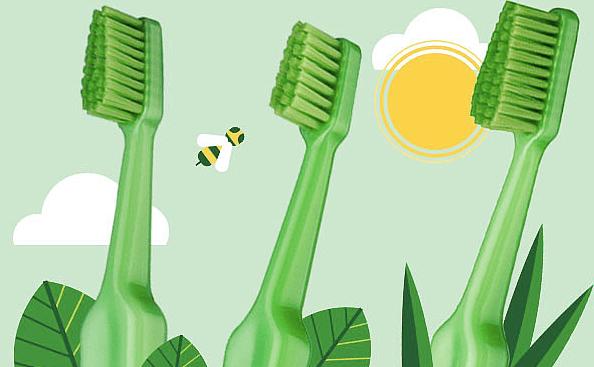 tepe bioplastics toothbrush