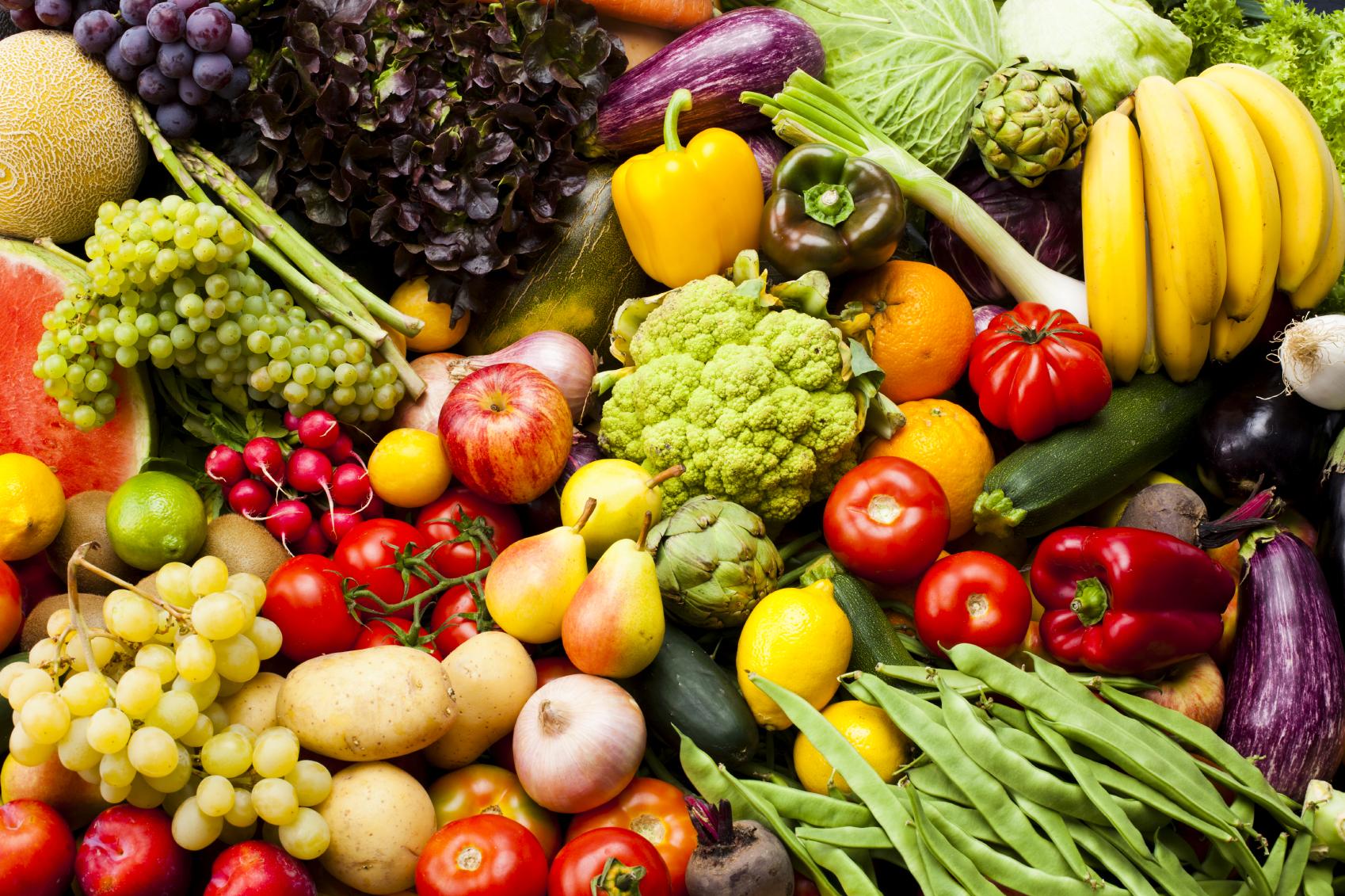 Fruits and vegetables packaging bioplastics