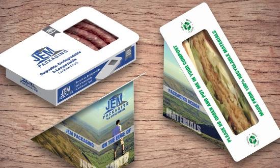 JEM Packaging biodegradable