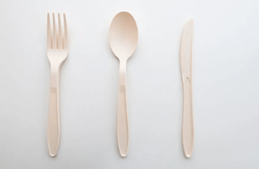 Green Science Alliance Makes Biodegradable Cutlery Using Plastic Waste