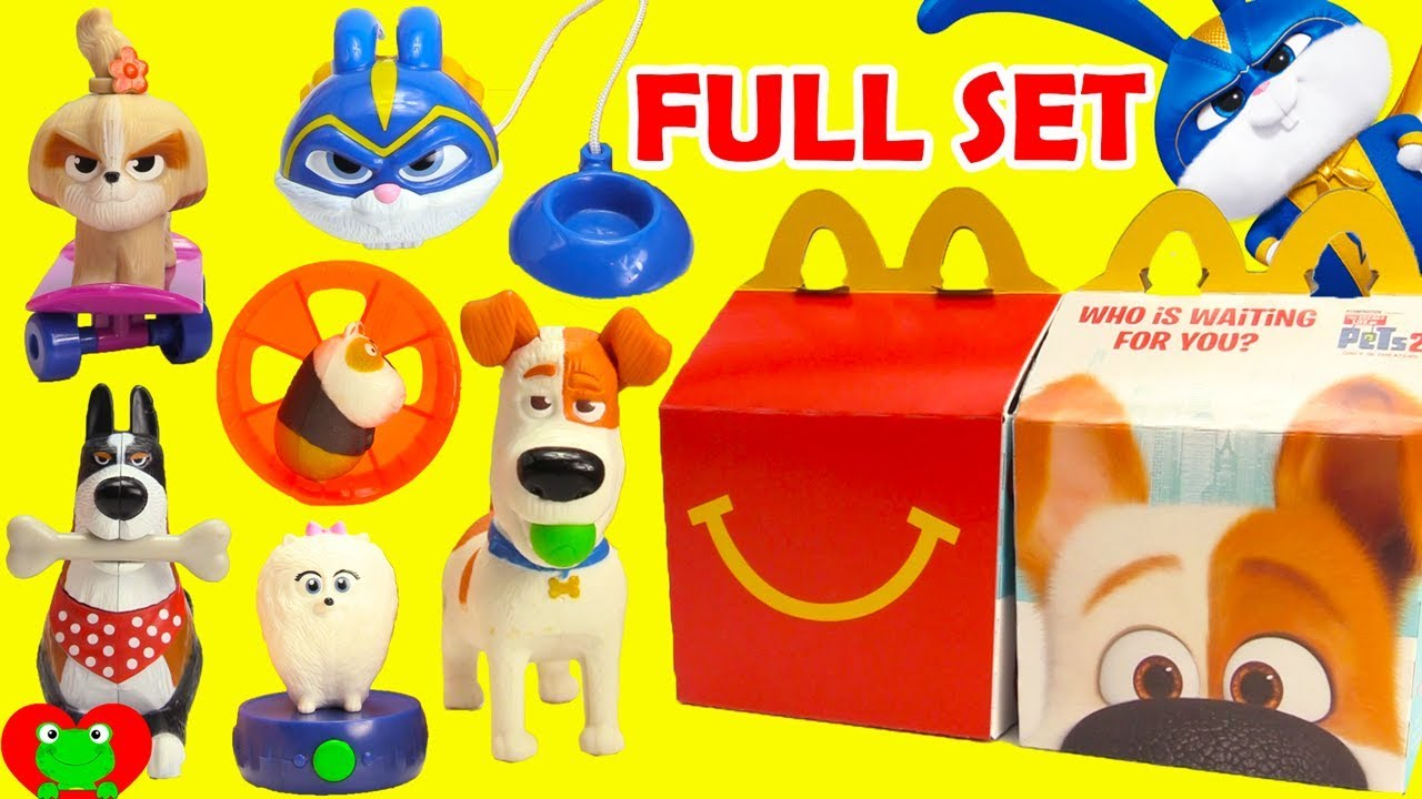 mcdonalds fasfood toys ban